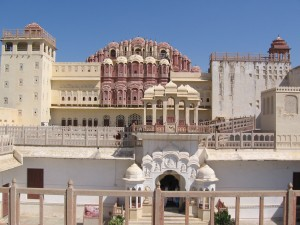 Attractions in Jaipur - Palace of Wind