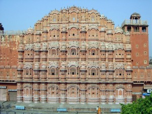 Hawa Mahal and other attractions in Jaipur