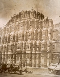 Information about Hawa Mahal - history, fees, hours