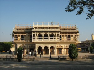 One of the attractions in Jaipur - Maharaja Palace Jaipur