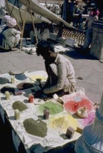 Johari Bazar Merchant