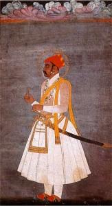 Part of Jaipur history - Maharaji Jai Singh II